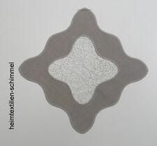 PLAUENER SPITZE ® Tischdeckchen TISCHDEKORATION Deckchen Tischdecke DEKO 26x26cm