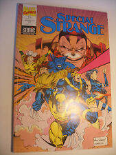 Semic MARVEL DC Comics FRANCE BD LUG Super Hero Special STRANGE n°90 Jan 1994