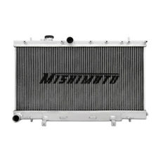 MISHIMOTO RACING ALUMINUM RACE RADIATOR FOR 2002-2007 SUBARU WRX / STI TURBO