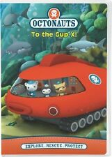 Octonauts: To the Gup-X (DVD, 2014) INCLUDES Slipcover