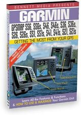 Garmin GPSMAP 556,556s,546,546s,536,536s,526,526s,551,551s,541,541s,521,521s DVD