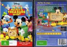 MICKEY MOUSE CLUBHOUSE =Mickey's Treasure Hunt= NEW DVD (Region 4 Australia)