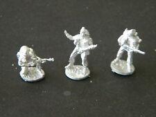 SHQ RM02B 1/76 Diecast WWII British Bren Group-Three Skirmishing in Woolen Hats