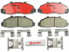 For 2004 Ford F150 Heritage Brake Pad Set Front Brembo 12856MC