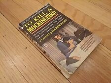 To Kill A Mockingbird by Harper Lee 1962 Popular Library Paperback 1st Printing,