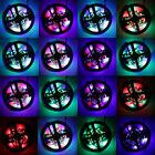 5M RGB 3528 300 Led SMD Flexible Light Strip Lamp+44 key IR Controller BE