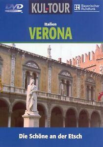 Italien - Verona - Kul-Tour DVD Reisereportage Bayerischer Rundfunk