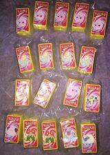 SBI Lot of 10 - 2000 Nintendo Cracker Jack Pokemon Spy Scopes In Sealed Bags