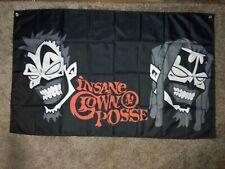 Insane clown posse flag huge 3'x5' superfast shipping