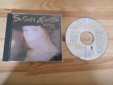 CD Country Susan Ashton - Walk On (15 Song) EMI / LIBERTY REC