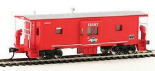 ESCALA H0 - International Bay Ventana Caboose MISSOURI PACIFIC 8656 NEU