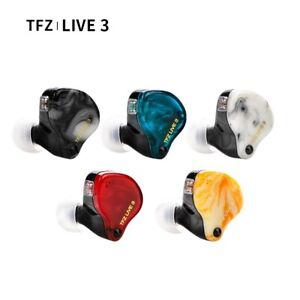 TFZ LIVE 3 Dual Magnetic Circuit Graphene Dynamic Driver HiFi In-Ear Earphones