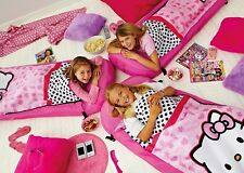 New Licensed HELLO KITTY Readybed Sleeping Bag Inflatable Air Mattress Ready Bed