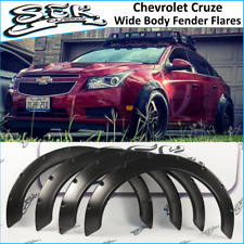 Chevrolet Cruze Wide Body Kit , Fender Flares Set , Chevy Wheel arches 70mm