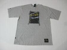 VINTAGE G-Unit Shirt Adult Extra Large Gray Black 50 Cent Hip Hop Rap Music Mens