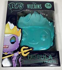 New In Package - Funko Disney Villains Highlighter Palette POP! Ursula Set