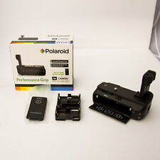 Wireless Performance Polaroid  Battery Grip For Canon Eos 50D, 40D, 30D, 20D