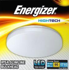 Energizer Slim LED 18w = 100w Energy Saving Bulkhead Light Fitting Zone 1 2 & 3