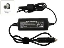HP PAVILION DM1 DM4X G4 G6 G7 G7T LAPTOP CAR CHARGER DC ADAPTER POWER CORD 65W
