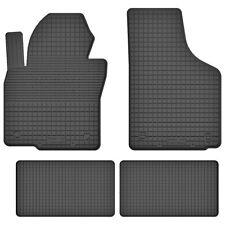 Toyota Lexus CT 200 ab 03.11 Gummimatten Regenmatten schwarz Bandeinfassung wähl