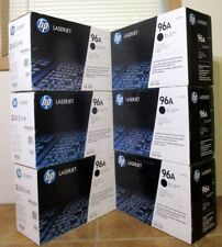 NEW HP 96A C4096A OEM Genuine Black Laserjet Toner Print Cartridge Sealed