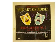 The Art Of Noise Poster Who's Afraid Of ? Flat