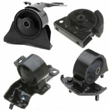 4PC MOTOR MOUNTS FOR 1993-1997 TOYOTA COROLLA 3 SPEED NO OVERDRIVE FAST SHIPPING