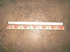 L30/W KENRAD L30 WHITE LUMILINE Light Bulb! NEW! NOS New Old Stock! 30W L@@K!