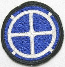 Us 35th division patch blue and white full color cut edge forest green each P010