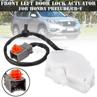 Front Left Power Door Lock Actuator For Honda CRV CR-V Prelude 1997-2001 W