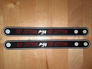 Rockabilly Vintage Rock Band Vinyl Bracelet~New Led Zeppelin