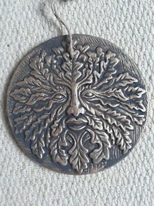 Tree Man Green Man Plaque