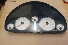 Peugeot 407 2.0 Hdi  Speedometer Instrument Cluster 9658138780