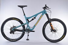 2017 Santa Cruz Bronson C Carbon Mountain Bike Large S-Kit SRAM GX 1x11 RaceFace