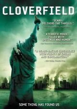 Cloverfield (DVD, 2008) USED
