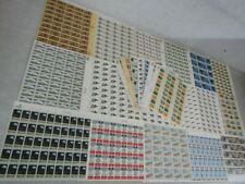 Nystamps E Mint NH US stamp sheet collection