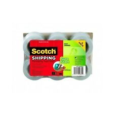 Scotch Easy Grip Package Tape REFILL ROLLS 3M packing box  1.88 Inch x 900 Inch