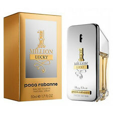 1 MILLION LUCKY de PACO RABANNE  - Colonia / Perfume EDT 50 mL - Hombre / Man