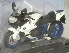 Unbranded Plastic Diecast Motorcycles & ATVs