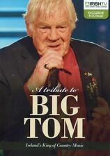 A Tribute to Big Tom - Ireland's King of Country Music -Rare Limited Edition DVD