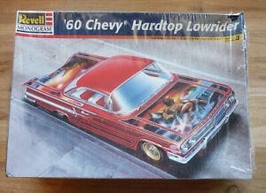 '60 Chevy Hardtop Lowrider Model Kit 1/25 Revell-Monogram #85-2557