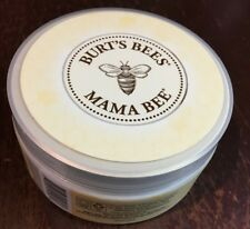 Burt's Bees Mama Bee Pregnancy Hydrating Shea Vitamin E Belly Butter 6.5 oz New