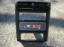 94-02 LSx LSX  Mustang Nitrous Turbo Drag Race Radio / CD Block Off Panel