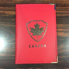 Canada Pass Port Cover