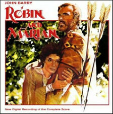 Robin And Marian ( COMPLETE SCORE )- Soundtrack/Score CD ( SEALED )