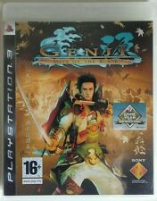 Genji Days of the Blade. Ps3. Fisico. Pal Es