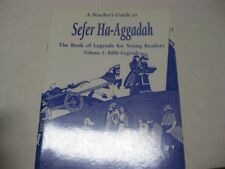 Bible Legends Teacher's Guide (Sefer Ha-Aggadah) by Ellen Singer teacher's guide
