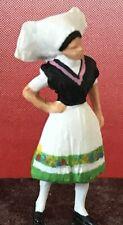 """Preiser 29036 Spur H0 Einzelfigur, """"Frau in Spreewälder Tracht"""" #NEU in OVP#"""