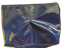 Elemis Navy Blue Cosmetic/Toiletries Bag has Silicagel sachet Post FREE  Bargain