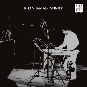 Khan Jamal - Infinity (LP, Album, RE)